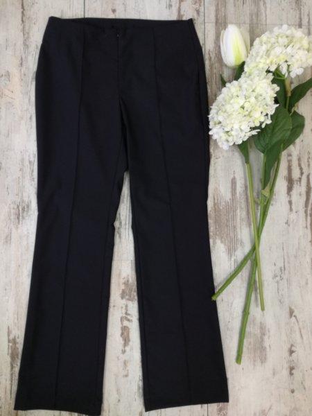 Дамски панталон с цип отпред